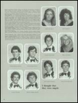 1983 Washington Township High School Yearbook Page 64 & 65