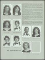 1983 Washington Township High School Yearbook Page 66 & 67
