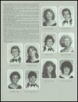 1983 Washington Township High School Yearbook Page 70 & 71