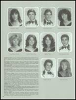 1983 Washington Township High School Yearbook Page 72 & 73