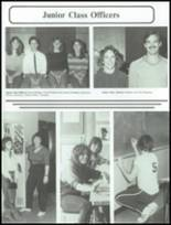 1983 Washington Township High School Yearbook Page 80 & 81