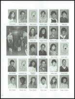 1983 Washington Township High School Yearbook Page 82 & 83