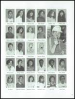 1983 Washington Township High School Yearbook Page 92 & 93