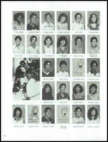 1983 Washington Township High School Yearbook Page 104 & 105