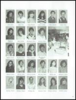 1983 Washington Township High School Yearbook Page 110 & 111