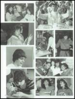 1983 Washington Township High School Yearbook Page 120 & 121