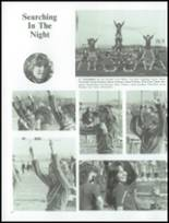 1983 Washington Township High School Yearbook Page 126 & 127