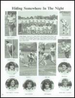 1983 Washington Township High School Yearbook Page 130 & 131