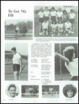 1983 Washington Township High School Yearbook Page 134 & 135