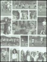 1983 Washington Township High School Yearbook Page 136 & 137