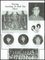 1983 Washington Township High School Yearbook Page 138 & 139