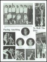 1983 Washington Township High School Yearbook Page 140 & 141