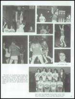 1983 Washington Township High School Yearbook Page 142 & 143