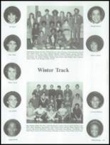 1983 Washington Township High School Yearbook Page 144 & 145