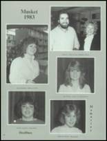 1983 Washington Township High School Yearbook Page 160 & 161