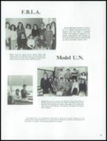 1983 Washington Township High School Yearbook Page 162 & 163