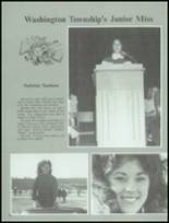 1983 Washington Township High School Yearbook Page 184 & 185