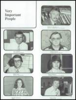 1983 Washington Township High School Yearbook Page 190 & 191