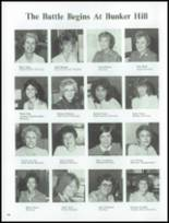 1983 Washington Township High School Yearbook Page 192 & 193