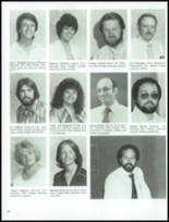 1983 Washington Township High School Yearbook Page 204 & 205
