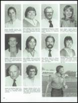 1983 Washington Township High School Yearbook Page 206 & 207