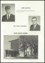 1967 Hildreth High School Yearbook Page 16 & 17