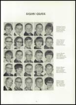 1967 Hildreth High School Yearbook Page 24 & 25