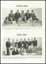 1967 Hildreth High School Yearbook Page 36 & 37