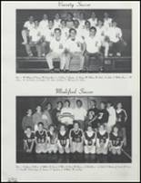 1991 Stillwater High School Yearbook Page 84 & 85