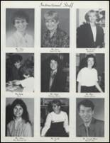 1991 Stillwater High School Yearbook Page 140 & 141