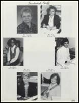 1991 Stillwater High School Yearbook Page 142 & 143