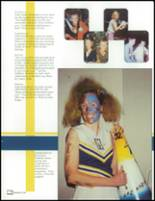 2002 Mullen High School Yearbook Page 26 & 27