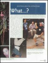 2002 Mullen High School Yearbook Page 30 & 31