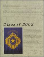 2002 Mullen High School Yearbook Page 36 & 37