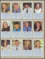 2002 Mullen High School Yearbook Page 50 & 51