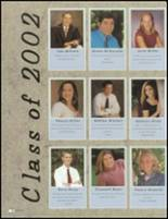 2002 Mullen High School Yearbook Page 54 & 55