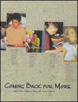 2002 Mullen High School Yearbook Page 70 & 71
