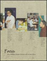 2002 Mullen High School Yearbook Page 88 & 89