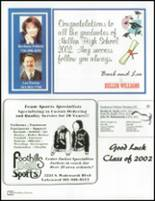 2002 Mullen High School Yearbook Page 214 & 215