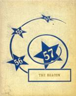 1957 Yearbook New Bloomfield High School