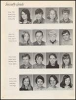 1972 Belleville High School Yearbook Page 22 & 23