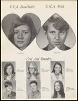 1972 Belleville High School Yearbook Page 32 & 33