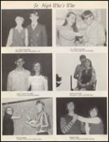 1972 Belleville High School Yearbook Page 34 & 35