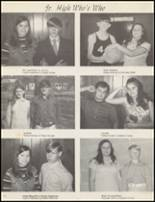 1972 Belleville High School Yearbook Page 36 & 37