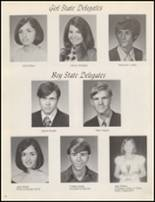 1972 Belleville High School Yearbook Page 38 & 39