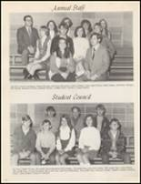 1972 Belleville High School Yearbook Page 40 & 41