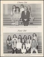 1972 Belleville High School Yearbook Page 42 & 43