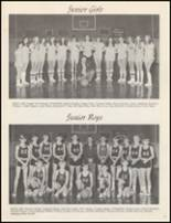 1972 Belleville High School Yearbook Page 44 & 45