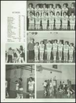 1982 Lankin High School Yearbook Page 14 & 15