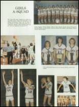 1982 Lankin High School Yearbook Page 16 & 17